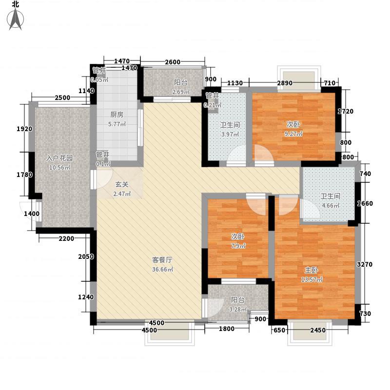 天赐园天赐园户型图2-13室2厅1卫1厨户型3室2厅1卫1厨