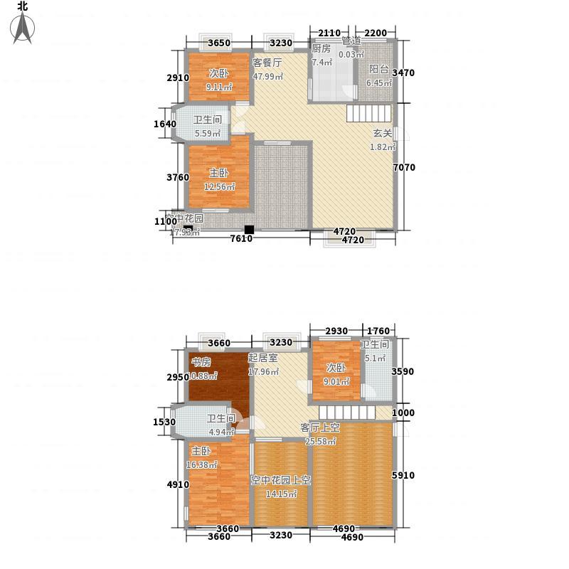 秀流名居206.00㎡秀流名居五室三厅三卫5室3厅3卫206.00㎡户型5室3厅3卫