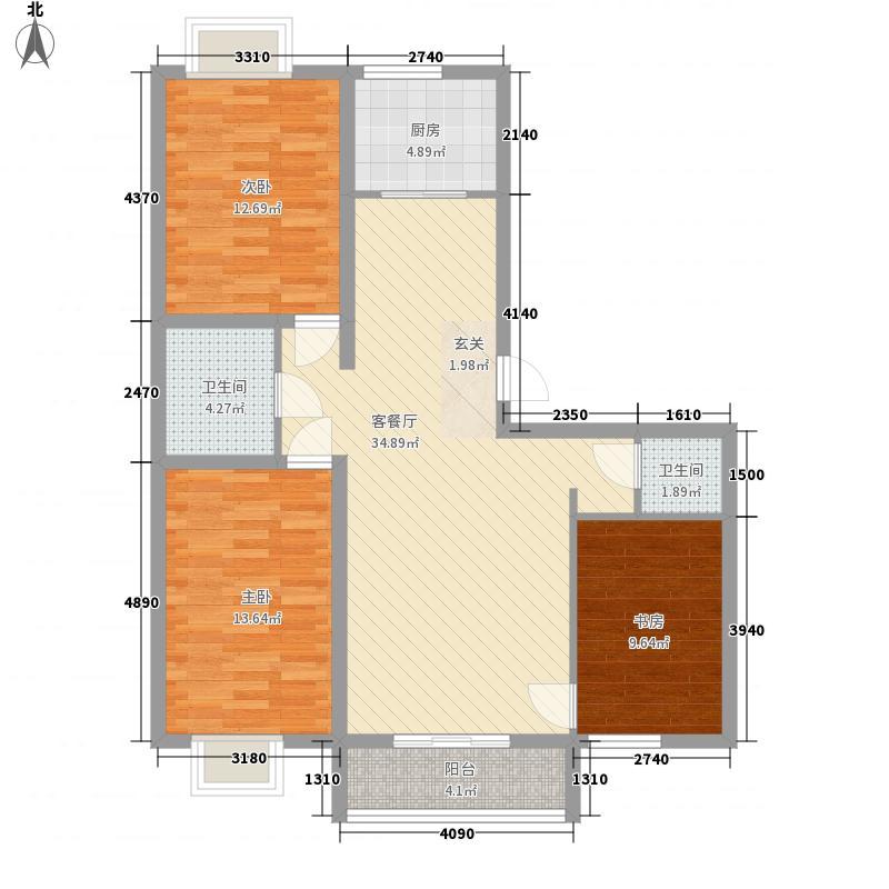 蒙银小区蒙银小区户型图半3室2厅3室户型3室