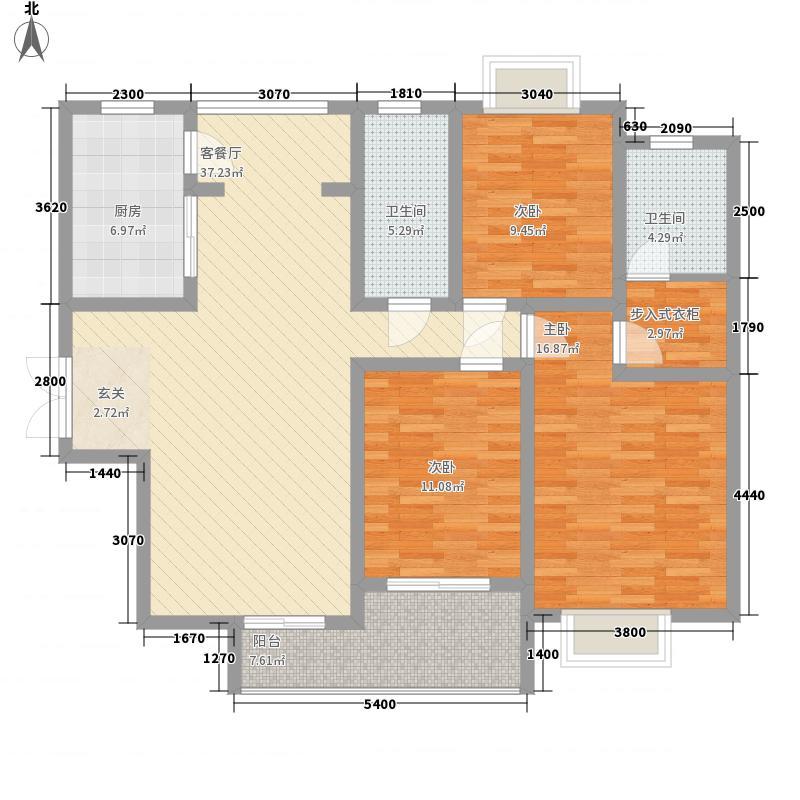 秀流名居126.00㎡秀流名居三室两厅两卫3室2厅2卫126.00㎡户型3室2厅2卫