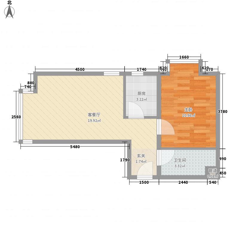 万科城丁香公寓万科城丁香公寓户型图5户型10室