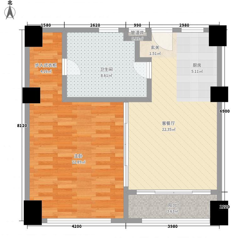 万科城丁香公寓万科城丁香公寓户型图7户型10室