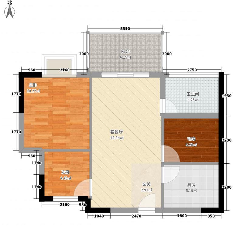 椰林居养生花园81.88㎡椰林居养生花园户型图户型图3室2厅1卫1厨户型3室2厅1卫1厨