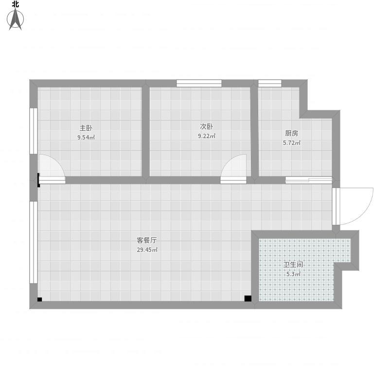 酒泉-聚馨园-设计方案