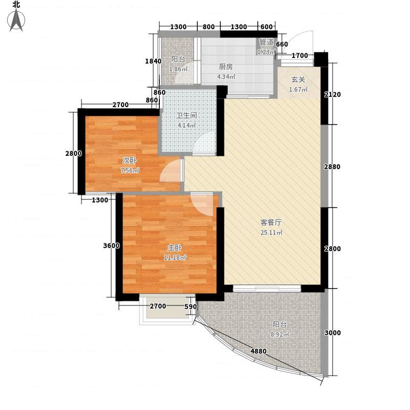 隆生・东湖9区L1户型