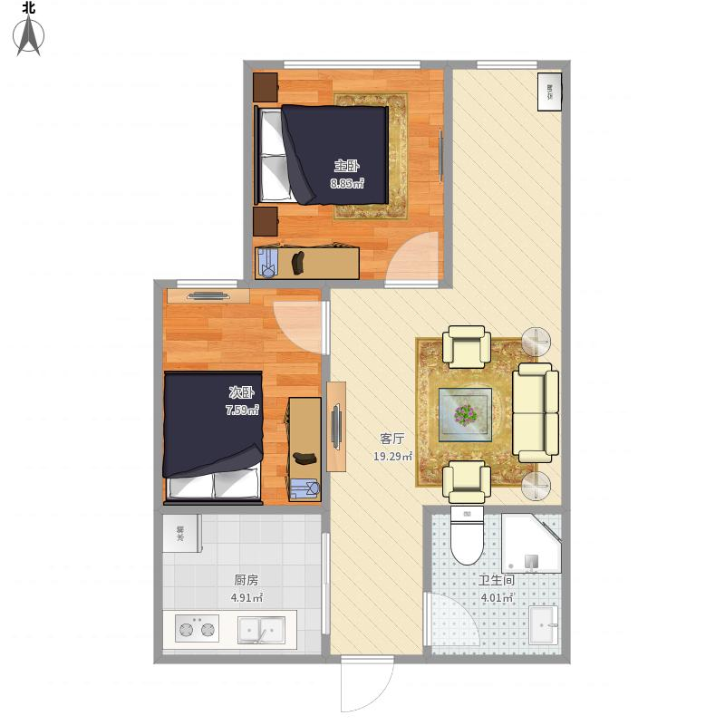 锦江明珠国际公寓B3