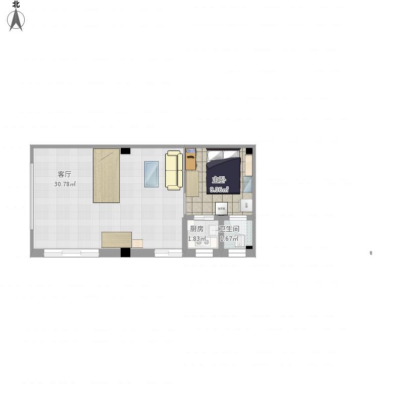 我的设计-宿舍