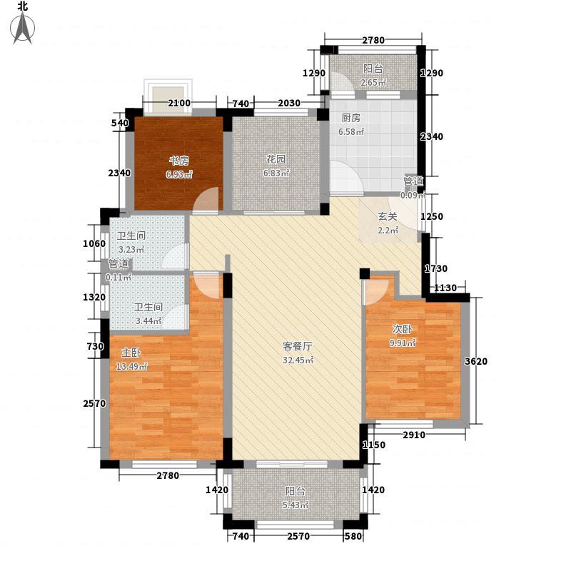 汤臣高尔夫别墅五期726.00㎡汤臣高尔夫别墅五期7室户型7室