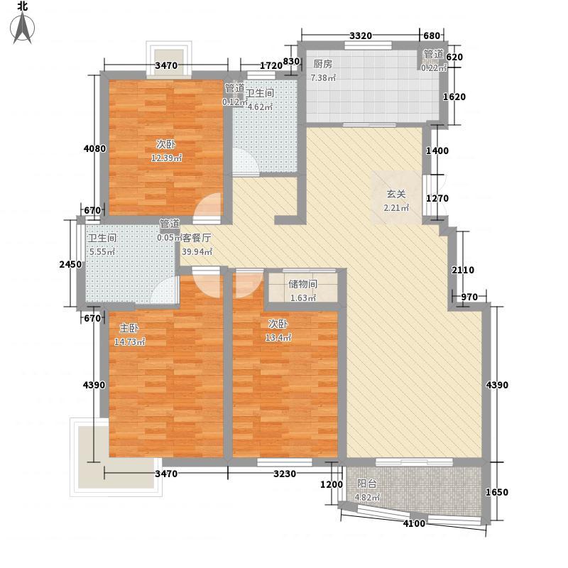 新海家园新海家园2户型10室