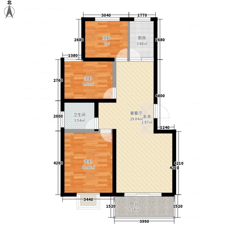 七里家园5户型