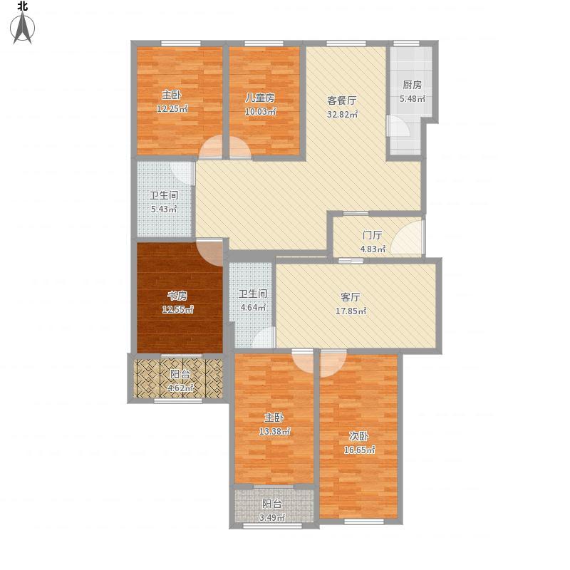 高家园3+2