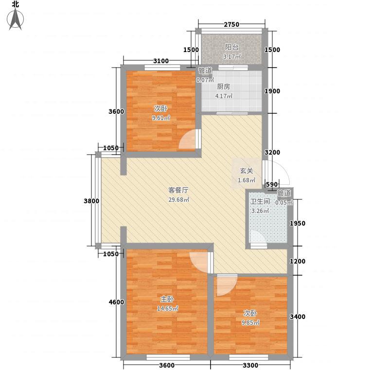 新乐住宅小区户型