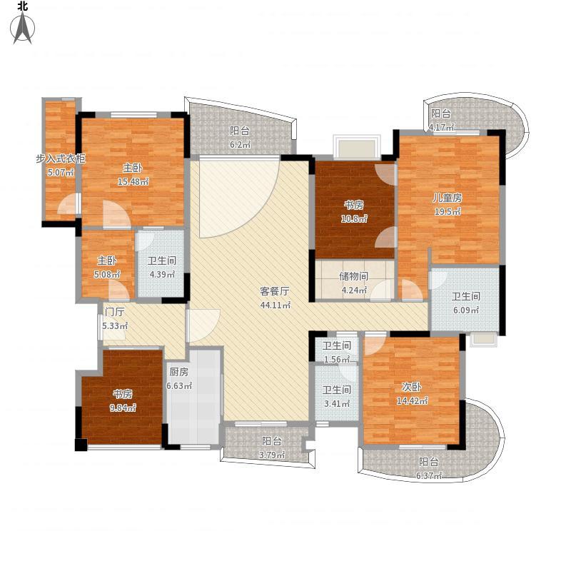 8号楼A梯1001室