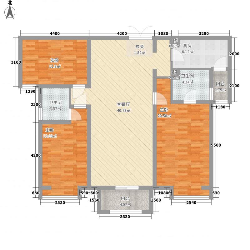 欣安小区一居室25户型1室1厅1卫1厨