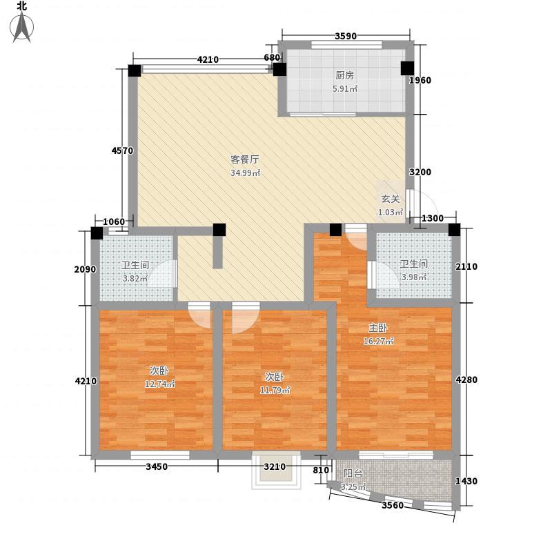 永叔路建行宿舍145.00㎡户型3室