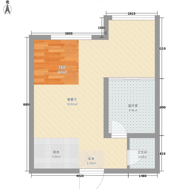 奥林・温泉小镇奥林・温泉小镇公寓A户型10室