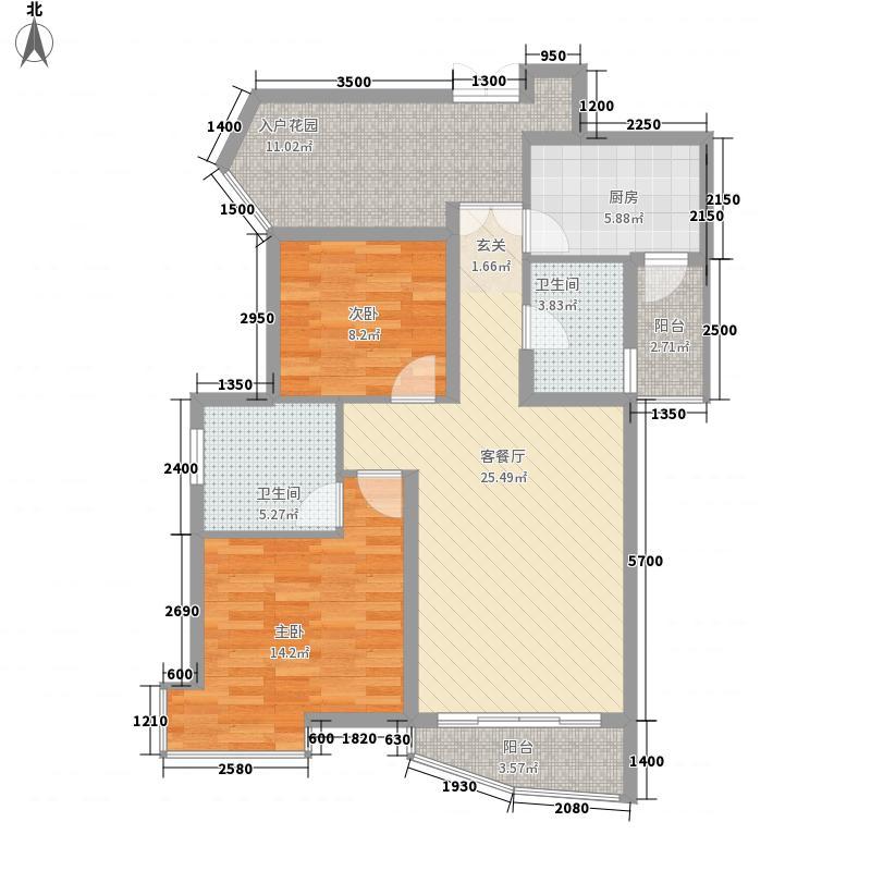 第八元素第八元素户型图2房2厅2卫户型图户型10室
