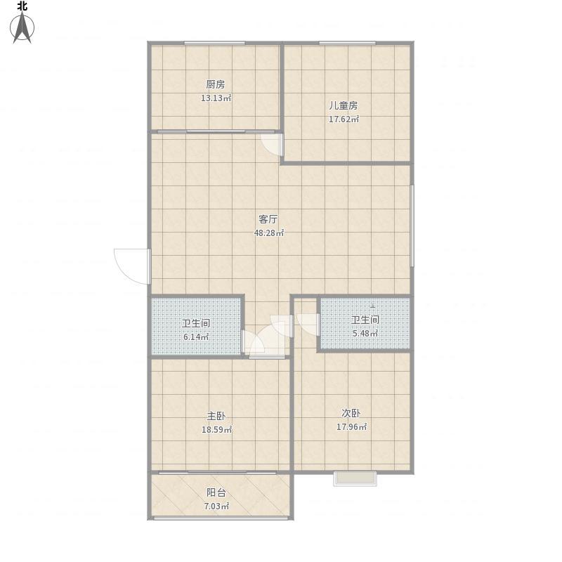 阳泉-四矿小区二期-设计方案