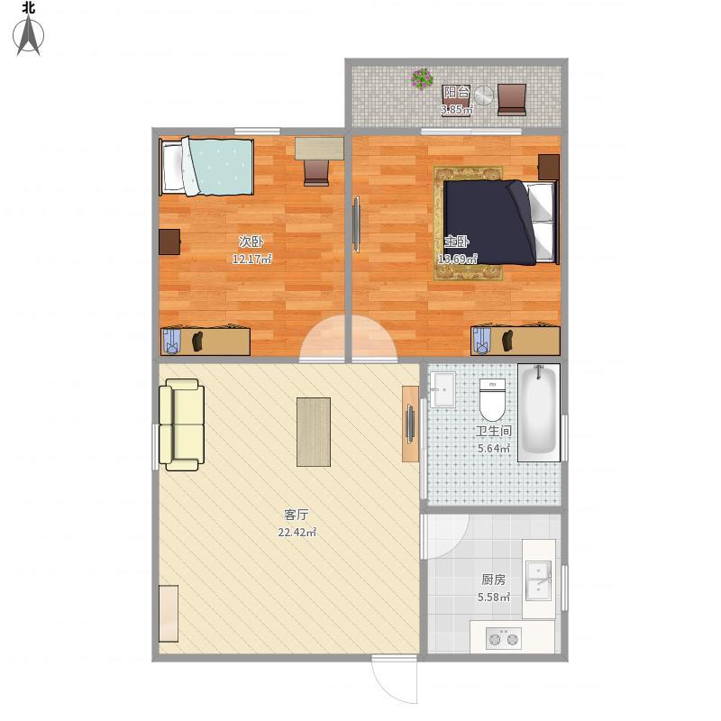 深圳_景苑公寓_2015-08-19-1539