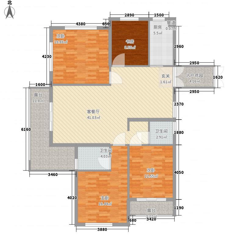 云峰苑3#楼D2偶数层户型