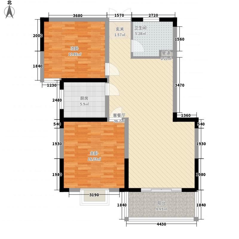 黄梅戏宿舍120.00㎡黄梅戏宿舍户型图11919151639452室1厅1卫1厨户型2室1厅1卫1厨