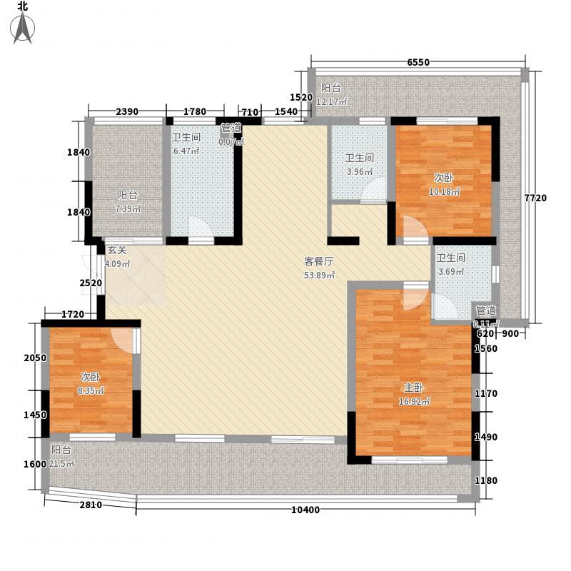 运河西路散盘3.00㎡运河西二路住宅户型3室