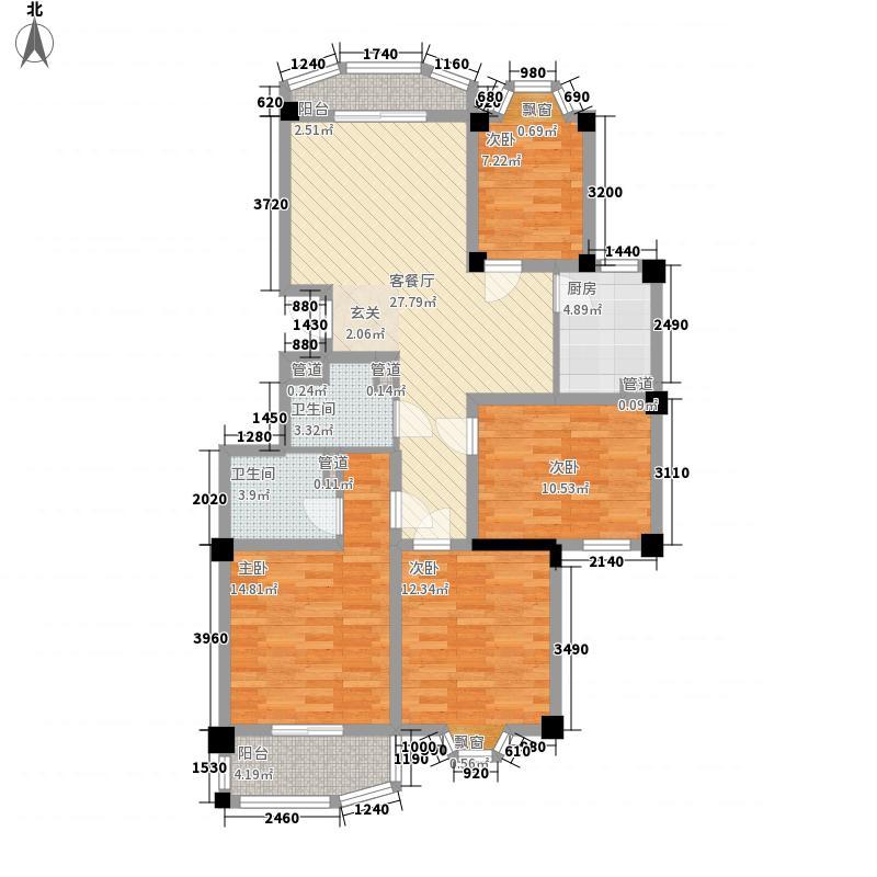 南域花语城南域花语城4室2厅2卫户型4室2厅2卫