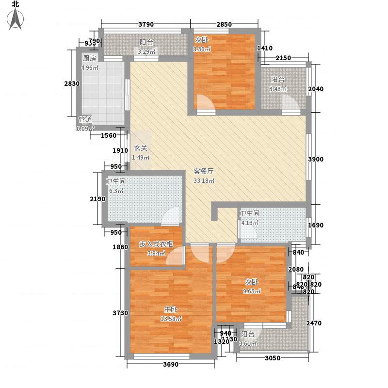 绿城西子公寓户型