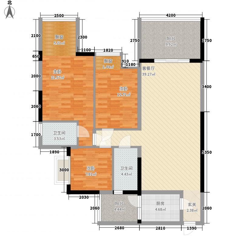 江都花园125.98㎡江都花园E43室2厅2卫面积:125.98平方米3室2厅2卫125.98㎡户型3室2厅2卫