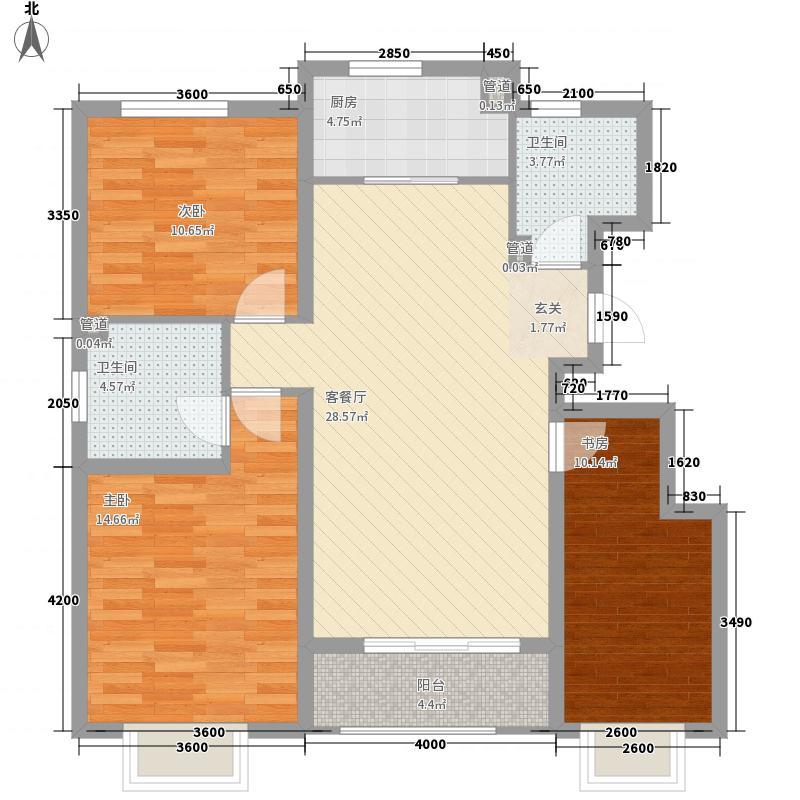 豆仔尾路295号民房3-2-2-1-1户型3室2厅2卫1厨