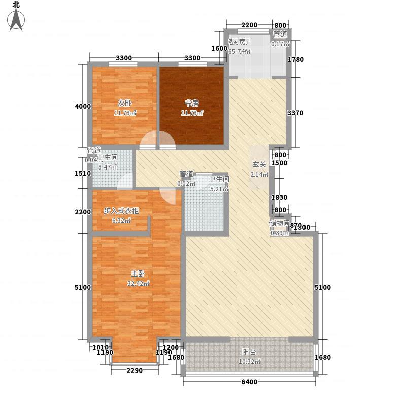 新园小区户型3室