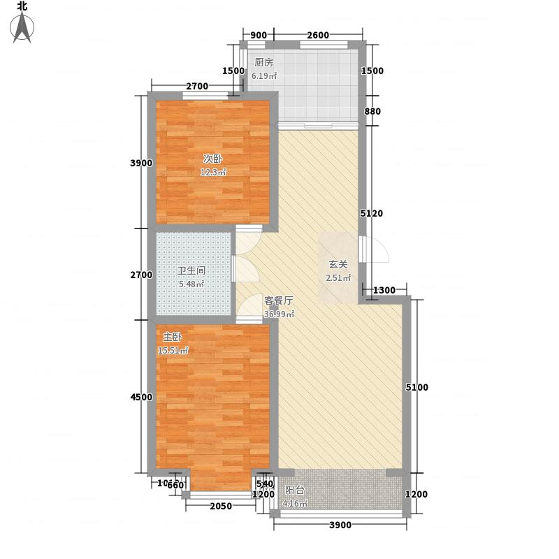 巨海城二区巨海城二区户型图2室1厅62室1厅1卫1厨户型2室1厅1卫1厨