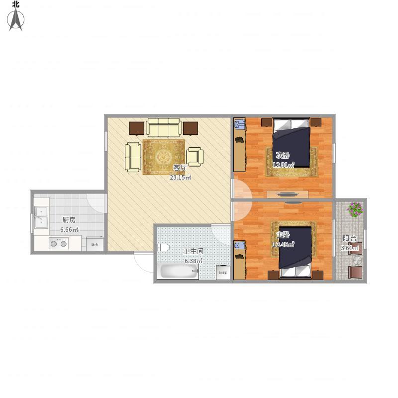 深圳_长隆公寓_2015-08-24-1446
