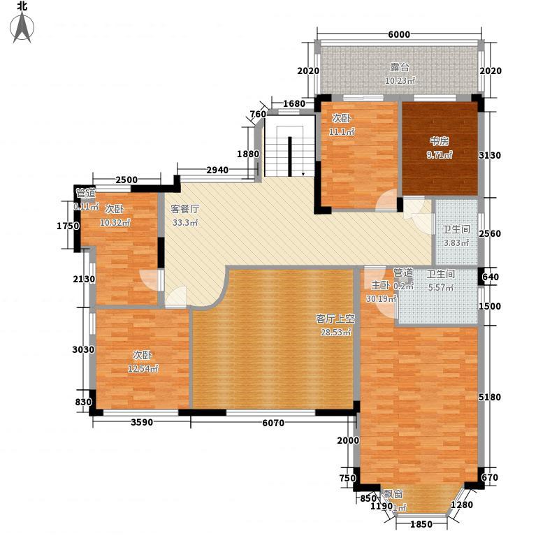 汉阳惠民苑5室1厅2卫0厨215.00㎡户型图