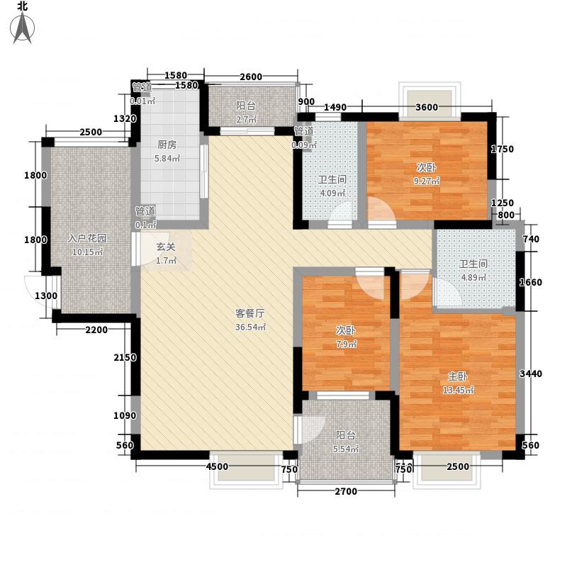 金山名苑金山名苑户型图2-13室2厅1卫1厨户型3室2厅1卫1厨
