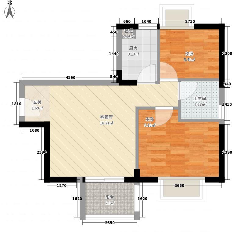 集建国际名园60.01㎡集建国际名园户型图户型图2室1厅1卫1厨户型2室1厅1卫1厨
