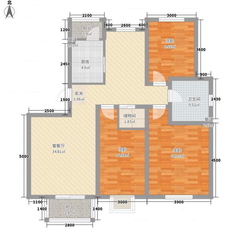 百合春天百合春天户型图户型图3室2厅户型3室2厅