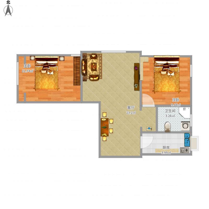 天津-荣雅园-设计方案