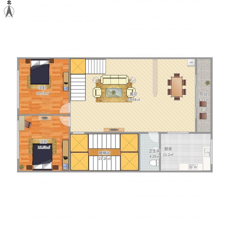 我的设计2楼