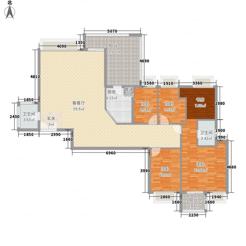 翠海花园翠海花园0室户型10室