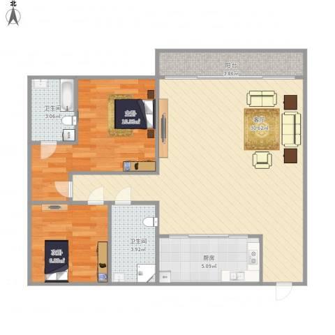 保利奥尔公寓NW33185