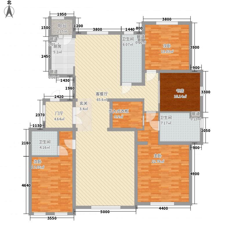 半湾半岛二期高层27#楼标准层户型