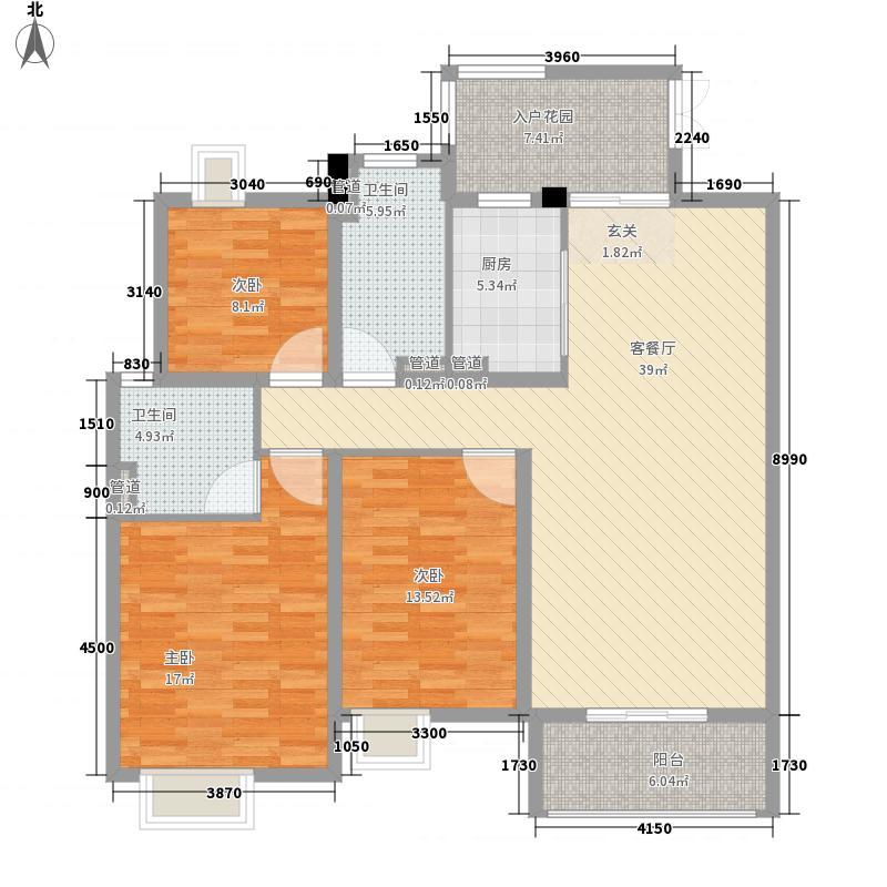 永江大厦(凤岗)153.00㎡永江大厦户型3室