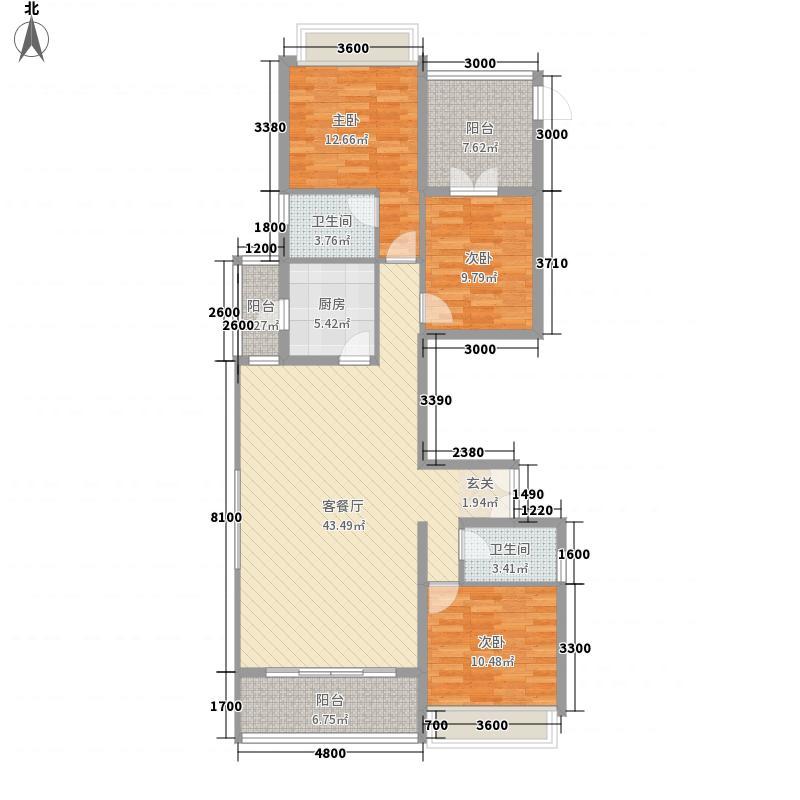 普宁平安里F户型4.5栋东西梯东西套