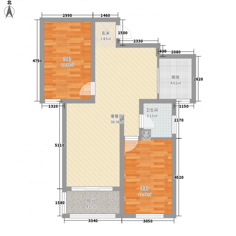 东湖和敬园96.00㎡东湖和敬园户型2室2厅1卫1厨96.00㎡户型2室2厅1卫1厨