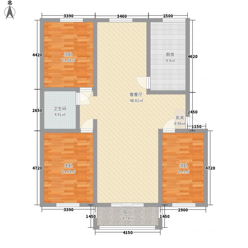 左庭右院133.96㎡左庭右院户型6133.96㎡户型10室