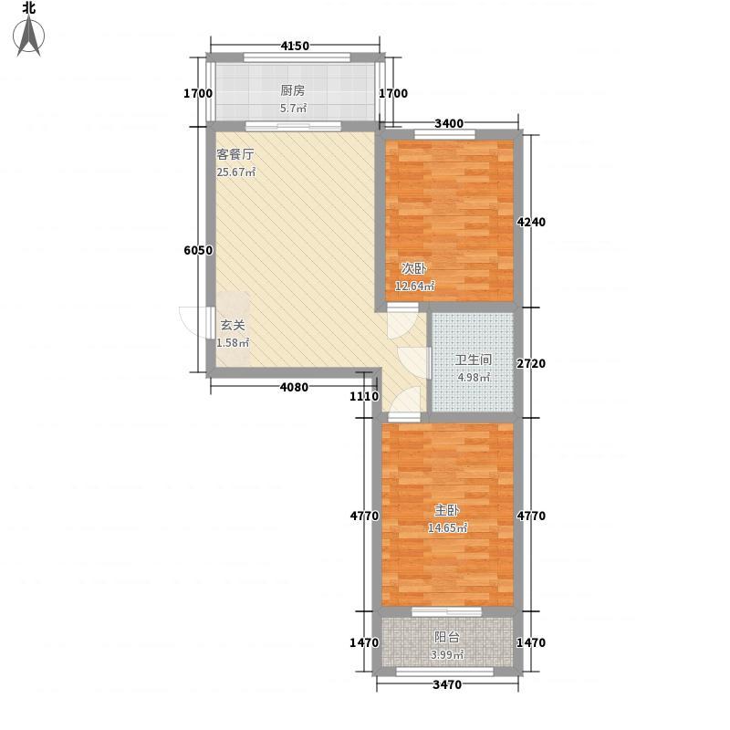 左庭右院85.57㎡左庭右院户型285.57㎡户型10室