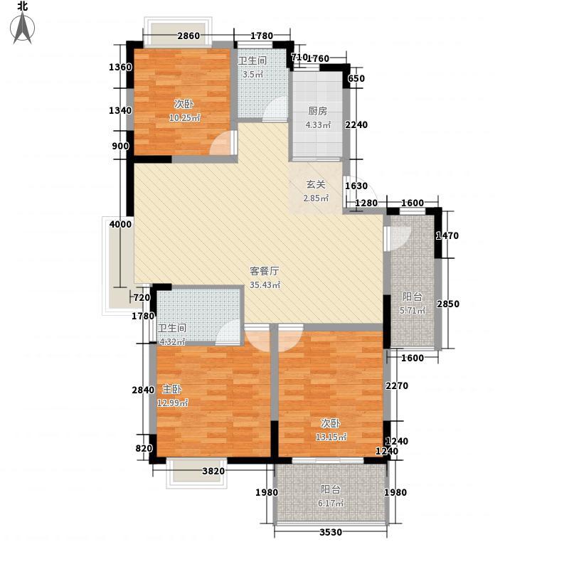 金桃园金桃园户型图三室两厅两卫一厨户型图23室2厅2卫1厨户型3室2厅2卫1厨