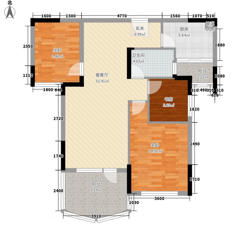 洞庭街公寓户型