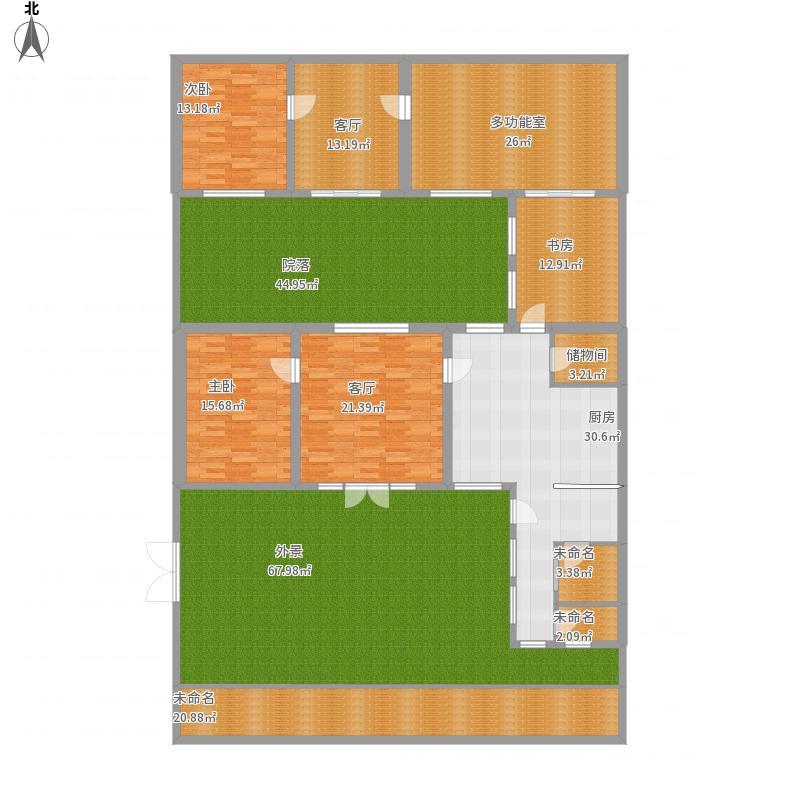 合院L-1